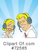 Customer Service Clipart #72585 by cidepix