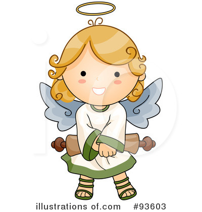 Angel Clipart #93603 by BNP Design Studio