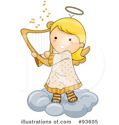 Angel Clipart #93605 by BNP Design Studio