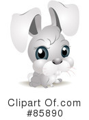 Royalty-Free (RF) Cute Animal Clipart Illustration #85890