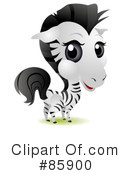 Royalty-Free (RF) cute animal Clipart Illustration #85900