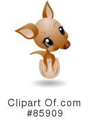 Cute Animal Clipart #85909 by BNP Design Studio