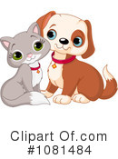 Cute Animals Clipart #1081484 by Pushkin