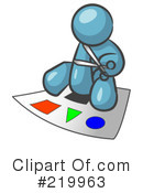 Royalty-Free (RF) cutting Clipart Illustration #219963