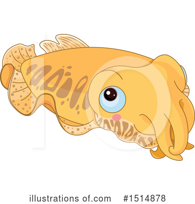 Fish Clipart #1514878 by Pushkin