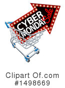 Cyber Monday Clipart #1498669 by AtStockIllustration