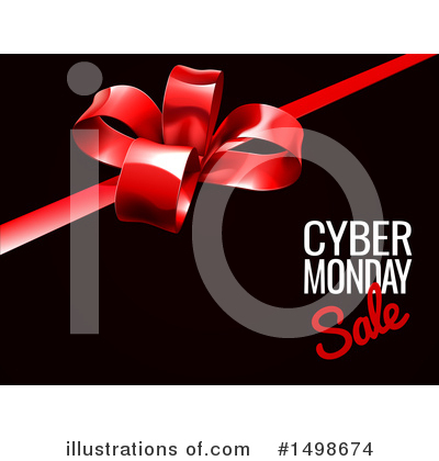 Cyber Monday Clipart #1498674 by AtStockIllustration