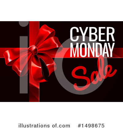 Cyber Monday Clipart #1498675 by AtStockIllustration