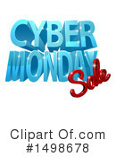 Cyber Monday Clipart #1498678 by AtStockIllustration