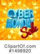 Cyber Monday Clipart #1498920 by AtStockIllustration