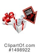 Cyber Monday Clipart #1498922 by AtStockIllustration