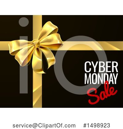 Cyber Monday Clipart #1498923 by AtStockIllustration