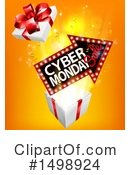 Cyber Monday Clipart #1498924 by AtStockIllustration