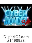 Cyber Monday Clipart #1498928 by AtStockIllustration