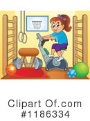Cycling Clipart #1186334 by visekart