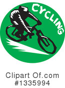 Cycling Clipart #1335994