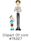 Dad Clipart #76327