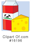 Royalty-Free (RF) Dairy Clipart Illustration #16196