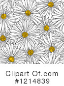 Daisy Clipart #1214839 by Vector Tradition SM