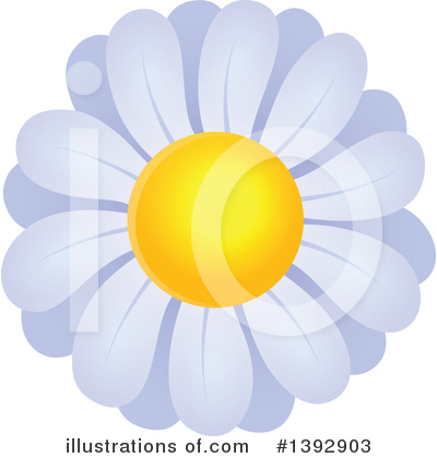Daisies Clipart #1392903 by visekart