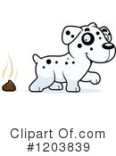 Dalmatian Clipart #1203839 by Cory Thoman
