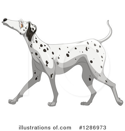 Dog Clipart #1286973 by Graphics RF