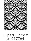 Damask Clipart #1067704 by Vector Tradition SM