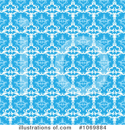 Damask Clipart #1069884 by Arena Creative
