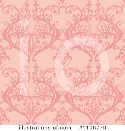 Damask Clipart #1106770 by Amanda Kate