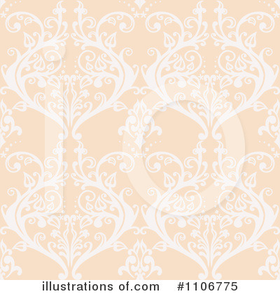 Damask Clipart #1106775 by Amanda Kate