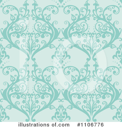 Damask Clipart #1106776 by Amanda Kate