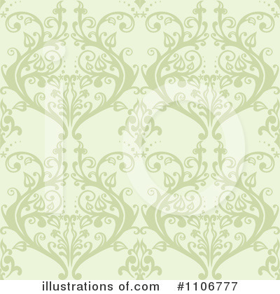 Damask Clipart #1106777 by Amanda Kate