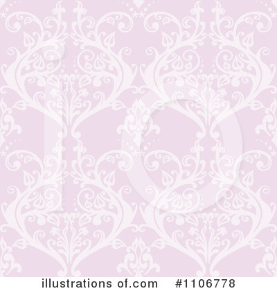 Damask Clipart #1106778 by Amanda Kate