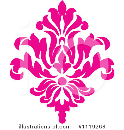 Damask Clipart #1119268 by BestVector