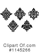 Damask Clipart #1145266 by Vector Tradition SM