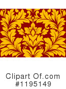 Damask Clipart #1195149 by Vector Tradition SM