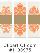Damask Clipart #1198975 by BestVector