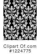 Damask Clipart #1224775 by Vector Tradition SM