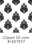 Damask Clipart #1227637 by Vector Tradition SM