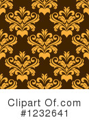 Damask Clipart #1232641 by Vector Tradition SM