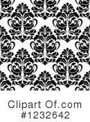 Damask Clipart #1232642 by Vector Tradition SM
