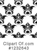 Damask Clipart #1232643 by Vector Tradition SM
