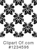 Damask Clipart #1234596 by Vector Tradition SM