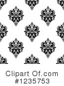 Damask Clipart #1235753 by Vector Tradition SM