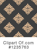 Damask Clipart #1235763 by Vector Tradition SM