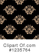 Damask Clipart #1235764 by Vector Tradition SM