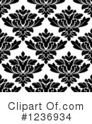 Damask Clipart #1236934 by Vector Tradition SM