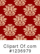 Damask Clipart #1236979 by Vector Tradition SM