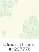 Damask Clipart #1237770 by BestVector