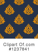 Damask Clipart #1237841 by Vector Tradition SM
